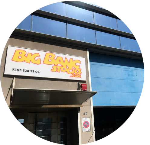 Big Bang Stocks Badalona